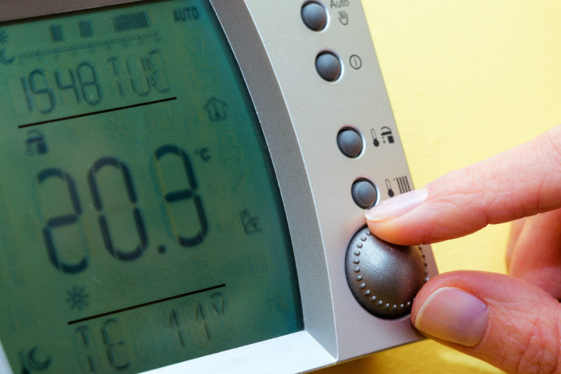 3 Ways a Programmable Thermostat Can Improve Efficiency in Your Home